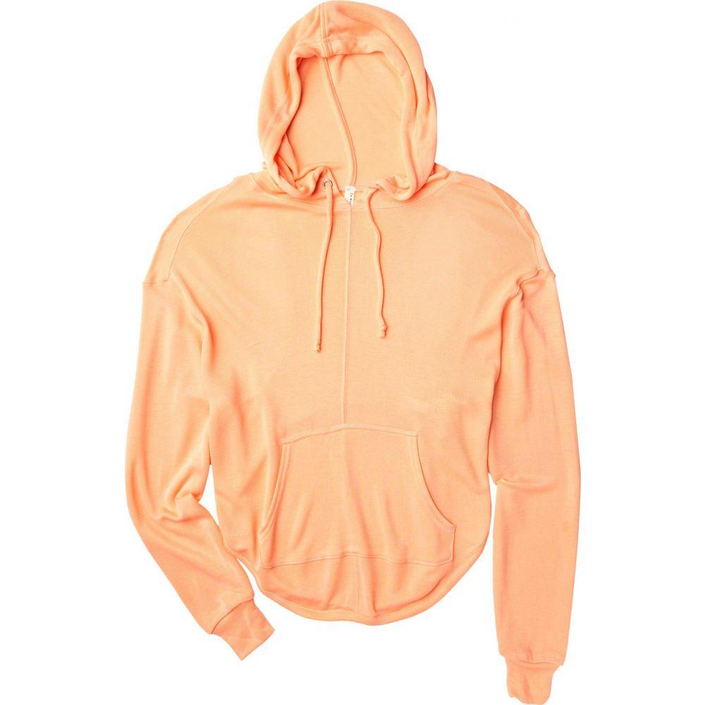 フリーピープル FP Movement レディース パーカー トップス【Back into It Hoodie】Orange
