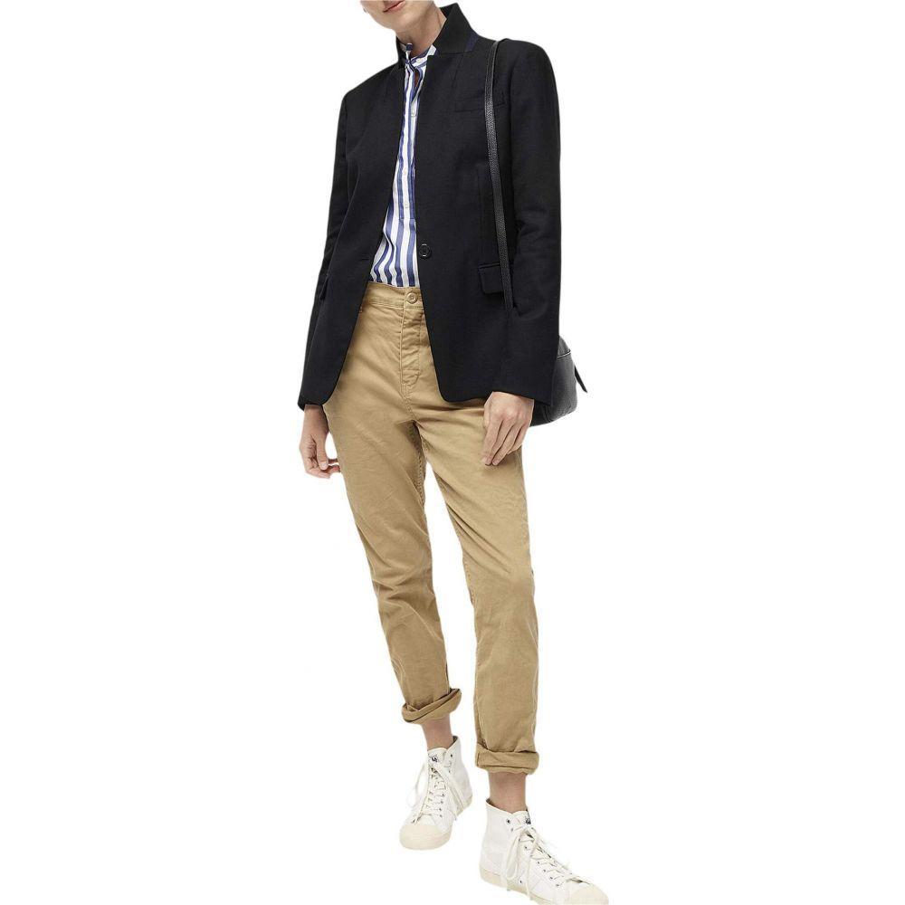 ジェイクルー J.Crew レディース スーツ・ジャケット アウター【Regent Blazer in Wool Flannel】Black