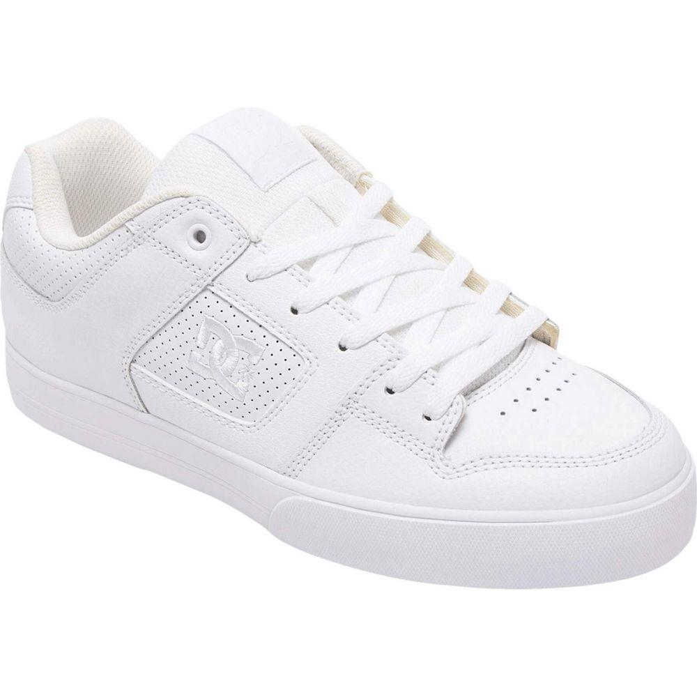 ディーシー DC メンズ スニーカー シューズ・靴【Pure】White/Black/Gum