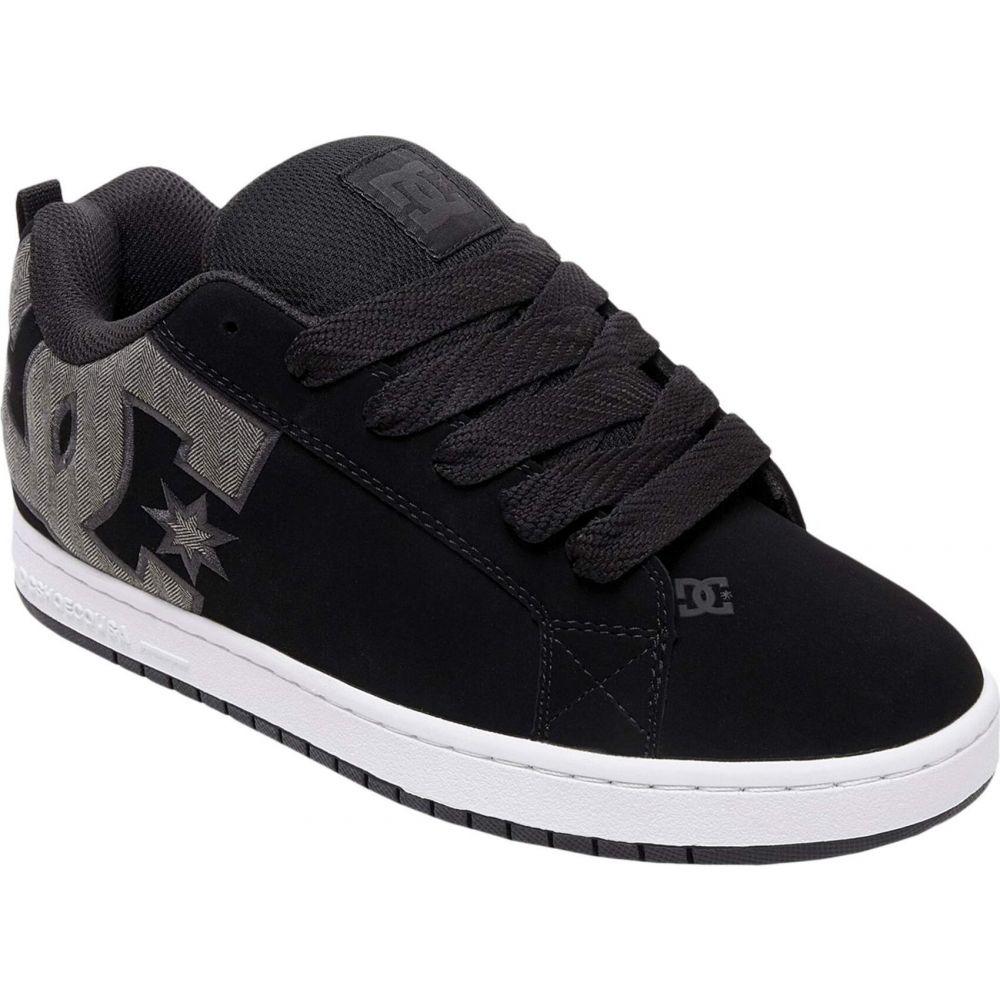 ディーシー DC メンズ スニーカー シューズ・靴【Court Graffik SE】Black/Grey/Blue