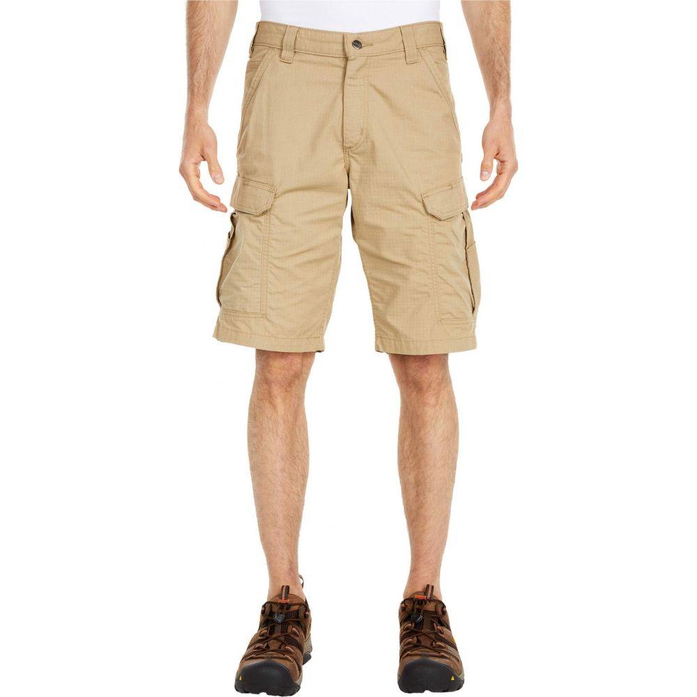 カーハート Carhartt メンズ ショートパンツ カーゴ ボトムス・パンツ【Force Broxton Cargo Shorts】Dark Khaki