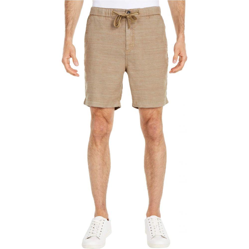 ジョン バルベイトス John Varvatos Star U.S.A. メンズ ショートパンツ ボトムス・パンツ【Benson Shorts S175W1B】Oat