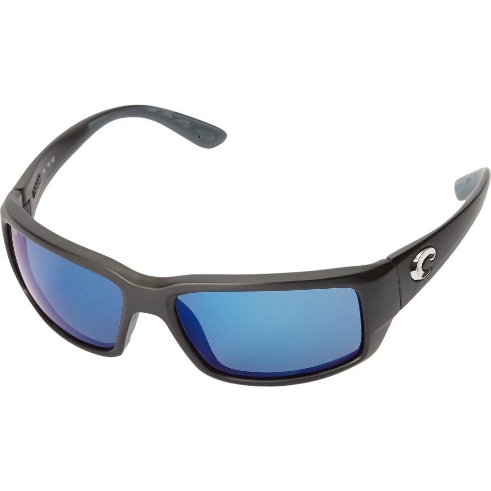 コスタ Costa メンズ メガネ・サングラス 【Fantail】Black Frame/Blue Mirror P