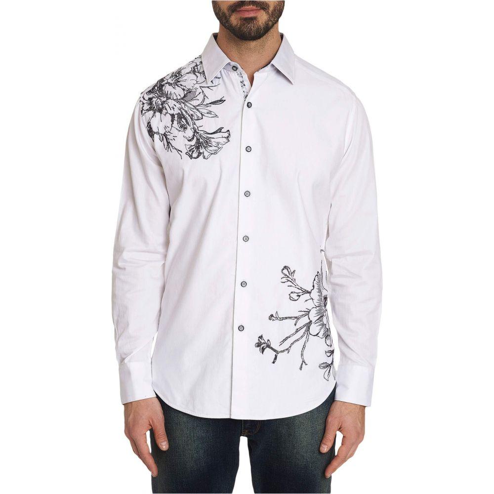 ロバートグラハム Robert Graham メンズ シャツ トップス【Memento Shirt】White