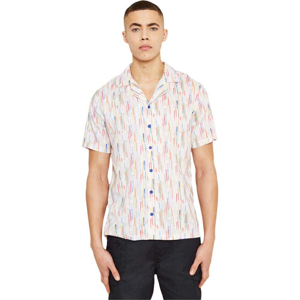 ネイティブユース NATIVE YOUTH メンズ シャツ トップス【Portman Shirt】Pink