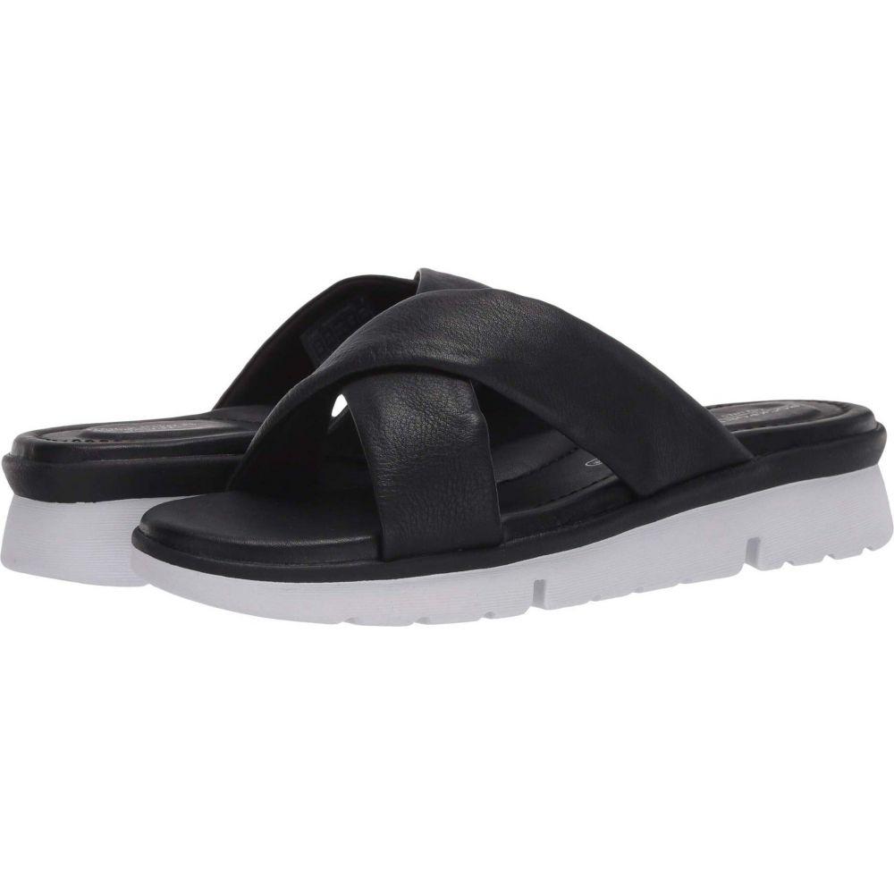 ロックポート Rockport レディース サンダル・ミュール シューズ・靴【Res W X-Band Slide】Black