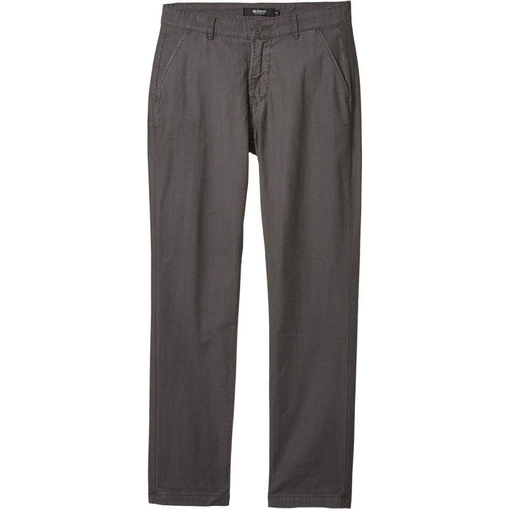 ハドソンジーンズ Hudson Jeans メンズ チノパン ボトムス・パンツ【Classic Slim Straight Chino】Dark Grey