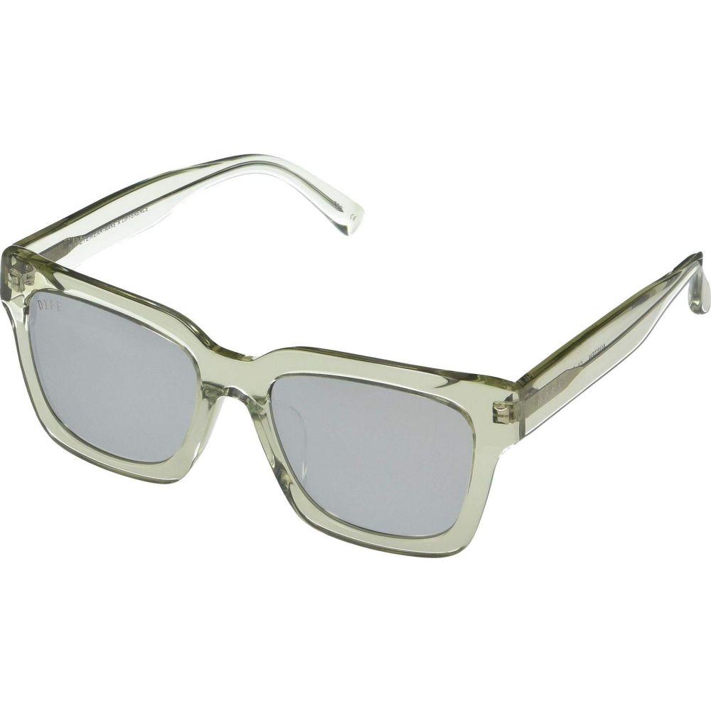 ディフアイウェア DIFF Eyewear レディース メガネ・サングラス 【Austen】Olive/Grey