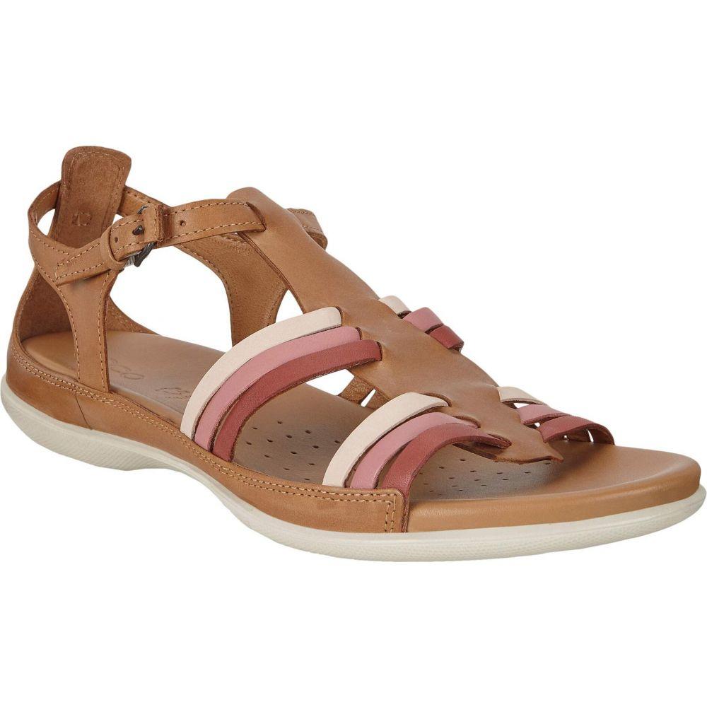 エコー ECCO レディース サンダル・ミュール シューズ・靴【Flash Huarache Sandal】Cashmere Cow Nubuck