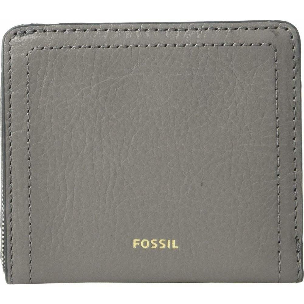 フォッシル Fossil レディース 財布 二つ折り【Logan Small Bifold】Shadow