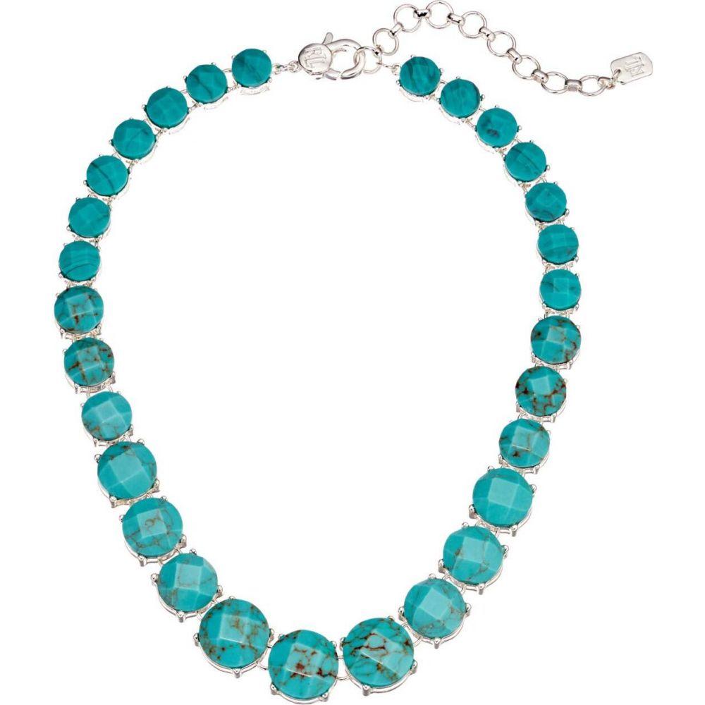 ラルフ ローレン LAUREN Ralph Lauren レディース ネックレス ジュエリー・アクセサリー【16' Stone Collar Necklace】Turquoise