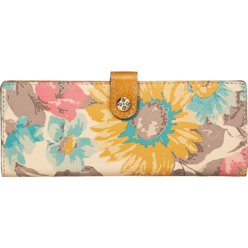 パトリシア ナッシュ Patricia Nash レディース カードケース・名刺入れ カードホルダー【Marotta Card Holder】First Bloom Print