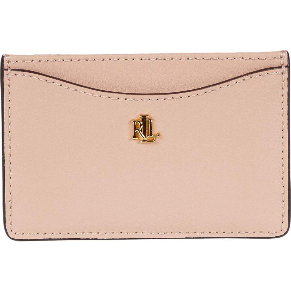 ラルフ ローレン LAUREN Ralph Lauren レディース カードケース・名刺入れ 【Slim Card Case】Mellow Pink