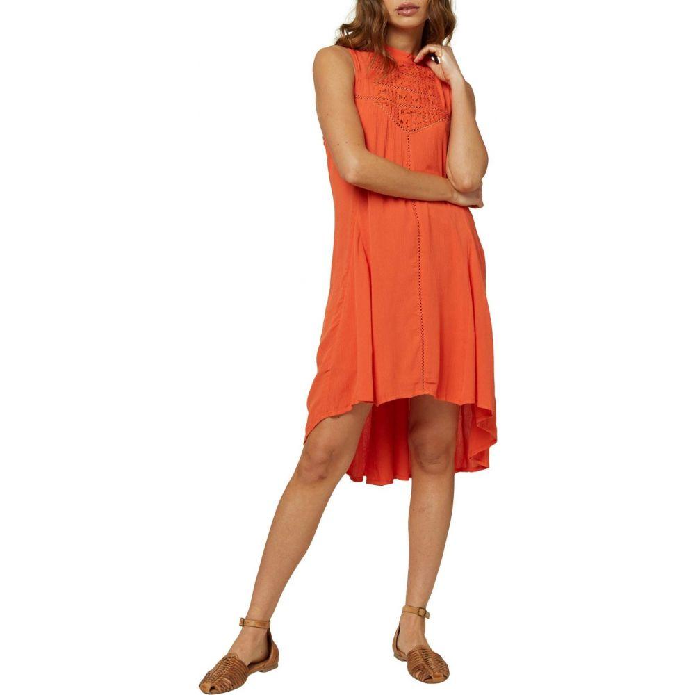 オニール O'Neill レディース ワンピース ワンピース・ドレス【Issa Dress】Red Clay
