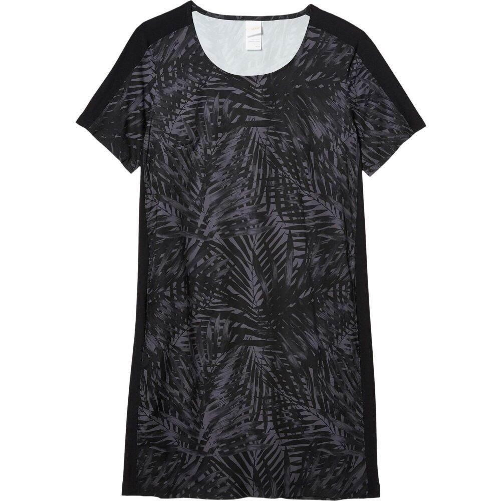 ロール Lole レディース ワンピース ワンピース・ドレス【Arabella Dress】Black Jungle Palm