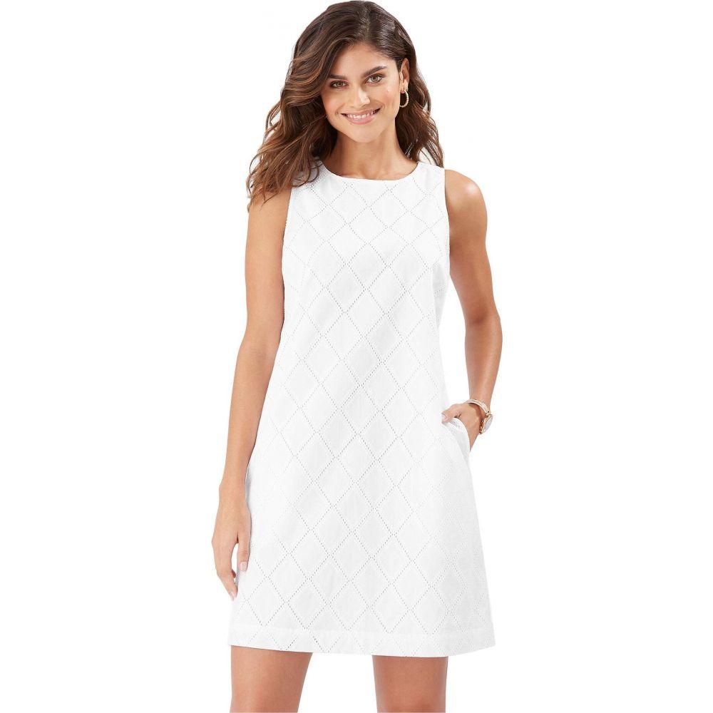 トミー バハマ Tommy Bahama レディース ワンピース ワンピース・ドレス【Villa View Short Dress】White