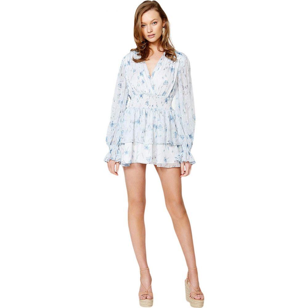 バルドー Bardot レディース ワンピース ワンピース・ドレス【Malina Dress】Blue Lily