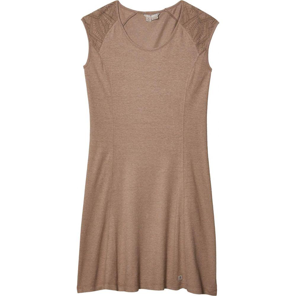 ロイヤルロビンズ Royal Robbins レディース ワンピース ワンピース・ドレス【Flynn Scoop Neck Dress】Light Taupe