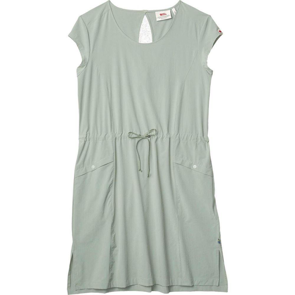 フェールラーベン Fjallraven レディース ワンピース ワンピース・ドレス【High Coast Lite Dress】Sage Green