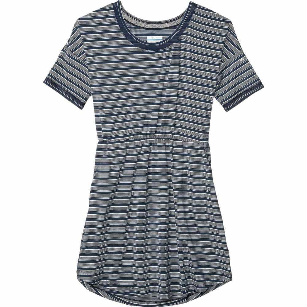 コロンビア Columbia レディース ワンピース ワンピース・ドレス【Slack Water(TM) Knit Dress】Collegiate Navy Stripe