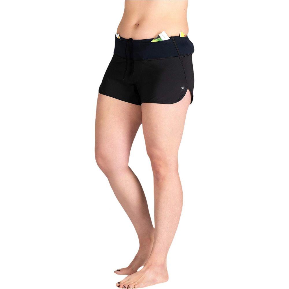 スカートスポーツ Skirt Sports レディース ショートパンツ ボトムス・パンツ【Run with It Shorts】Black