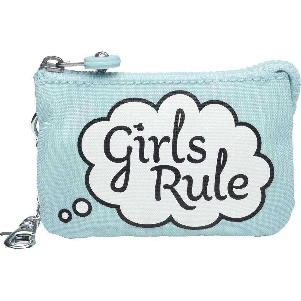キプリング Kipling レディース 財布 【Mini Creativity Key Chain】Girls Rule