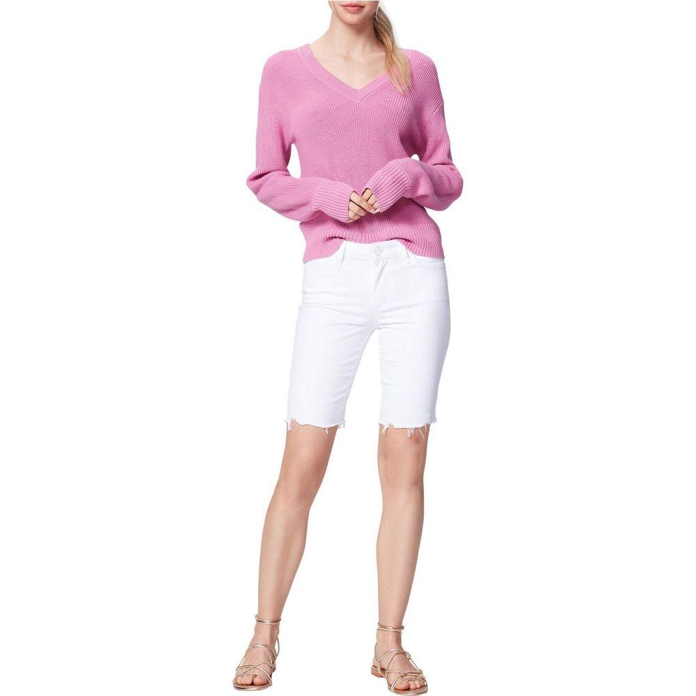 ペイジ Paige レディース ショートパンツ ボトムス・パンツ【Jax Cutoffs Shorts in Dove White Destructed】Dove White Destructed