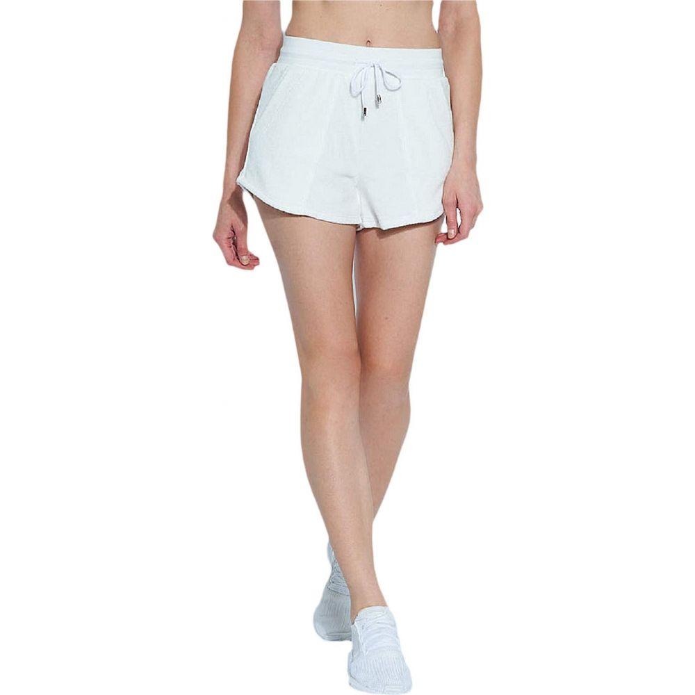 ヒロイン スポーツ Heroine Sport レディース ショートパンツ ボトムス・パンツ【Leisure Shorts】White