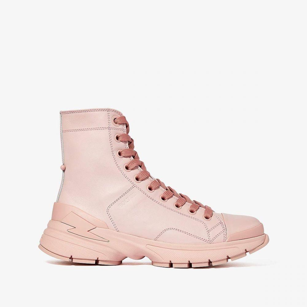 ニール バレット Neil Barrett メンズ スニーカー シューズ・靴【Bolt 02 Classic Sneaker】Pink