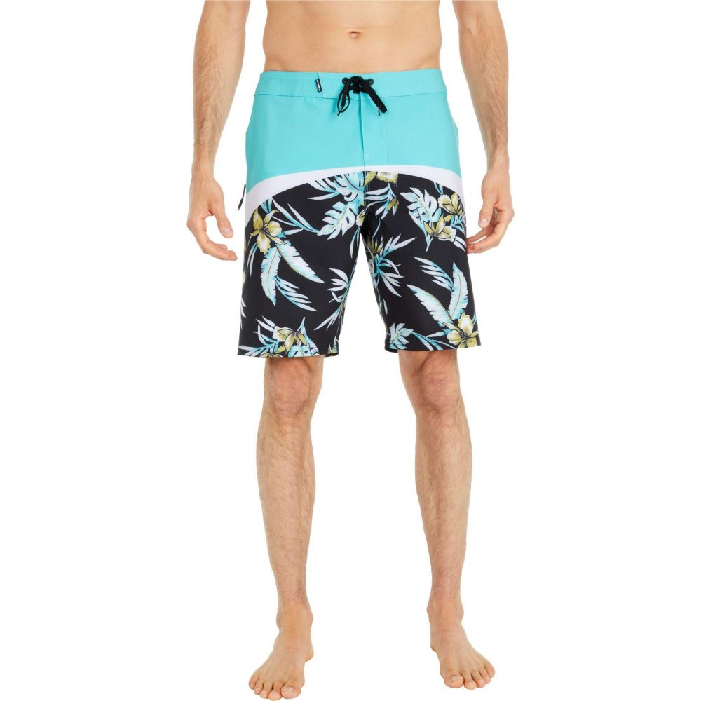 オニール O'Neill メンズ 海パン 水着・ビーチウェア【Hyperfreak Boardshorts】Aqua