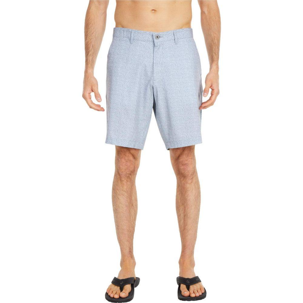 ロバートグラハム Robert Graham メンズ ショートパンツ ボトムス・パンツ【Hill Shorts】Grey