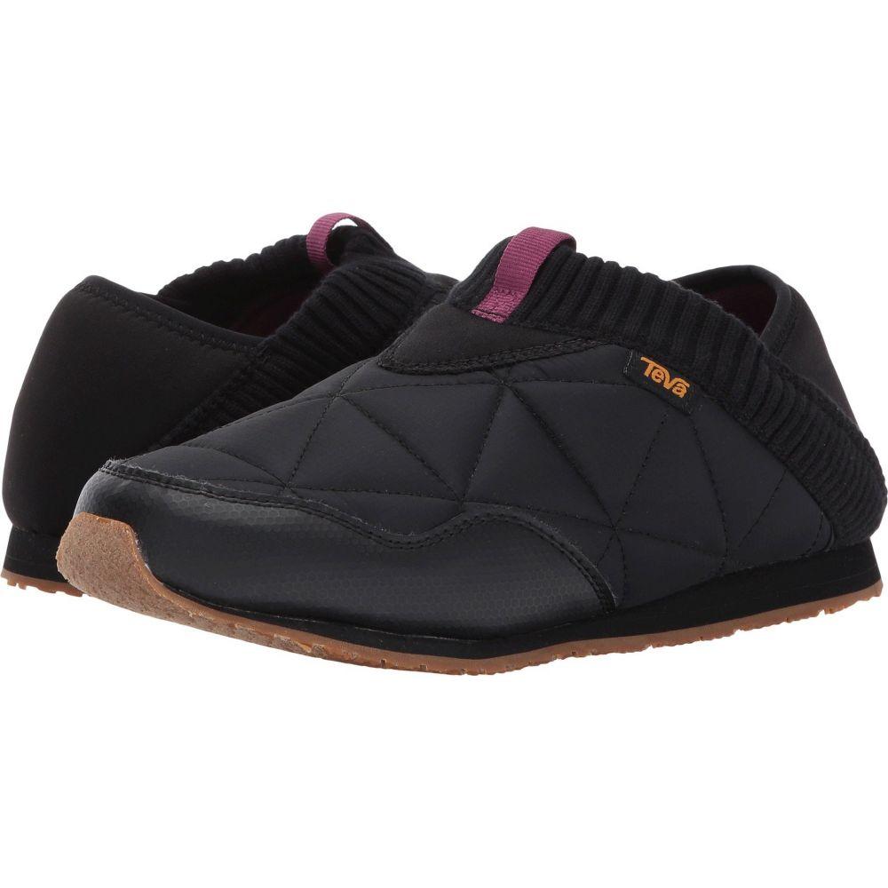 テバ Teva レディース スニーカー シューズ・靴【Ember Moc】Black