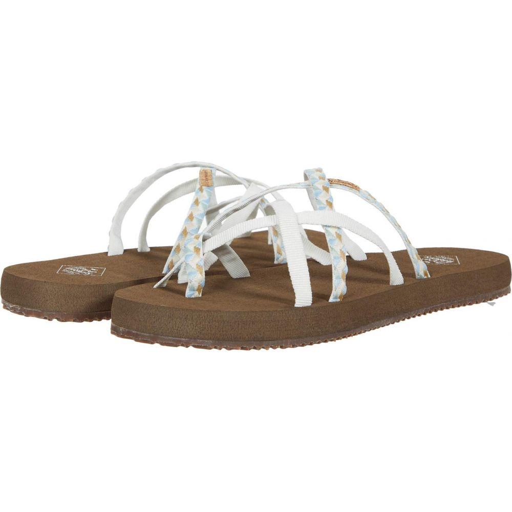 フリーウォータース Freewaters レディース サンダル・ミュール シューズ・靴【Supreem Sierra】Earthy