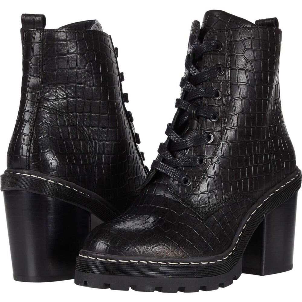 ブルボクサー Bullboxer レディース ブーツ シューズ・靴【Vixen】Black