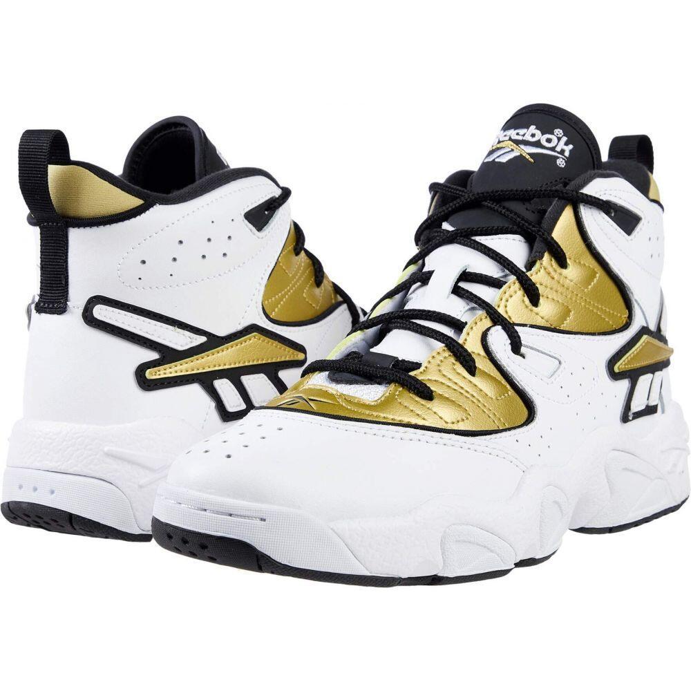 リーボック Reebok Lifestyle レディース バスケットボール シューズ・靴【Avant Guard】White/Gold/Black