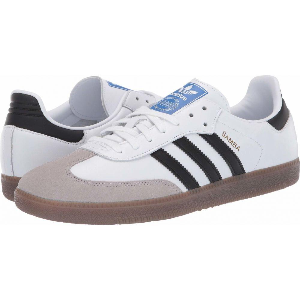 アディダス adidas Originals レディース スニーカー シューズ・靴【Samba OG】Footwear White/Core Black/Clear Granite