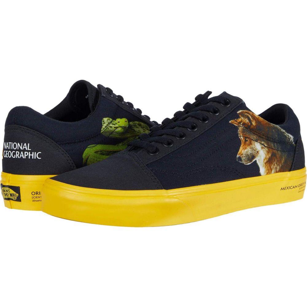 ヴァンズ Vans レディース スニーカー シューズ・靴【x National Geographic Collab Shoes】