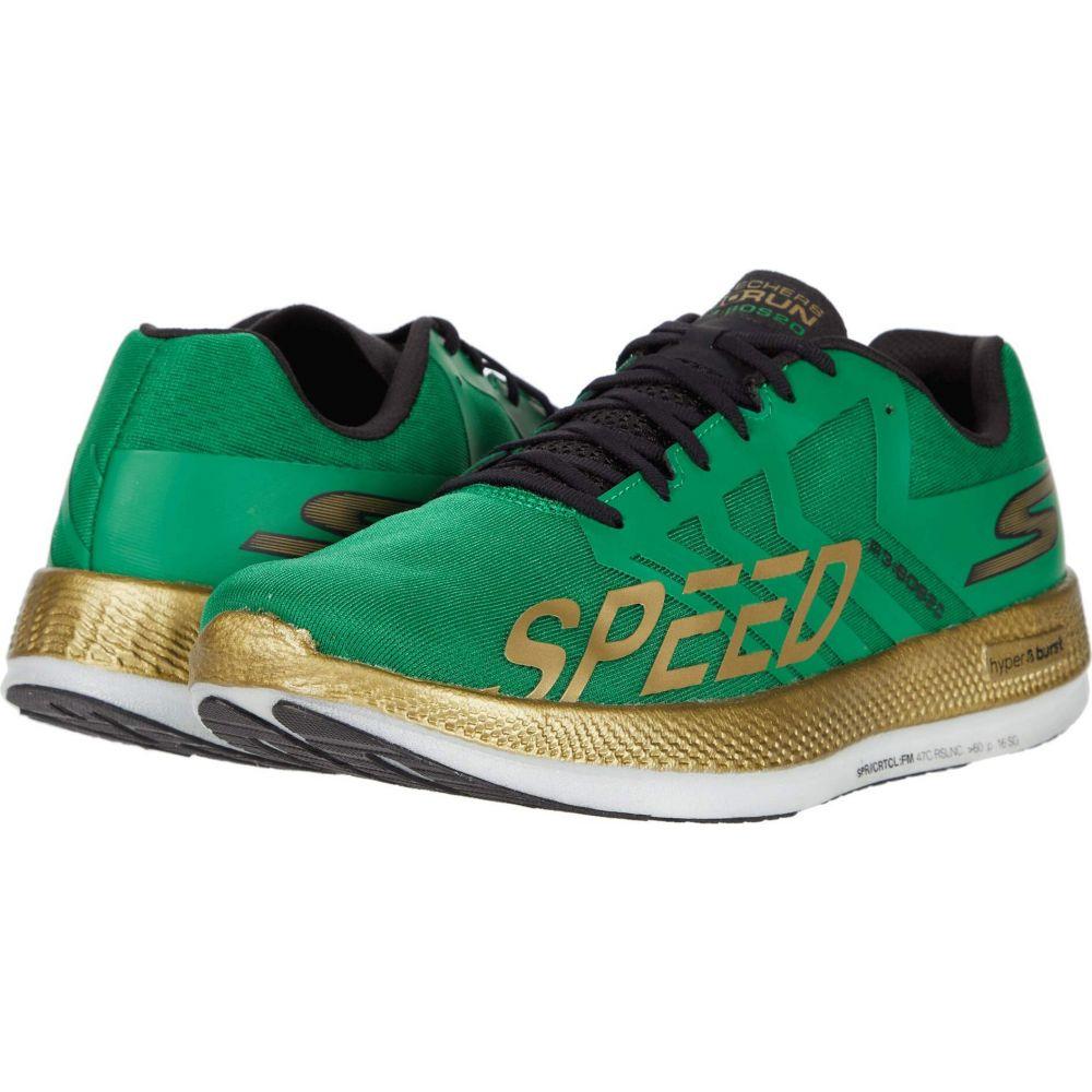 スケッチャーズ SKECHERS レディース ランニング・ウォーキング シューズ・靴【Go Run Razor 3 - Boston 2020】Green
