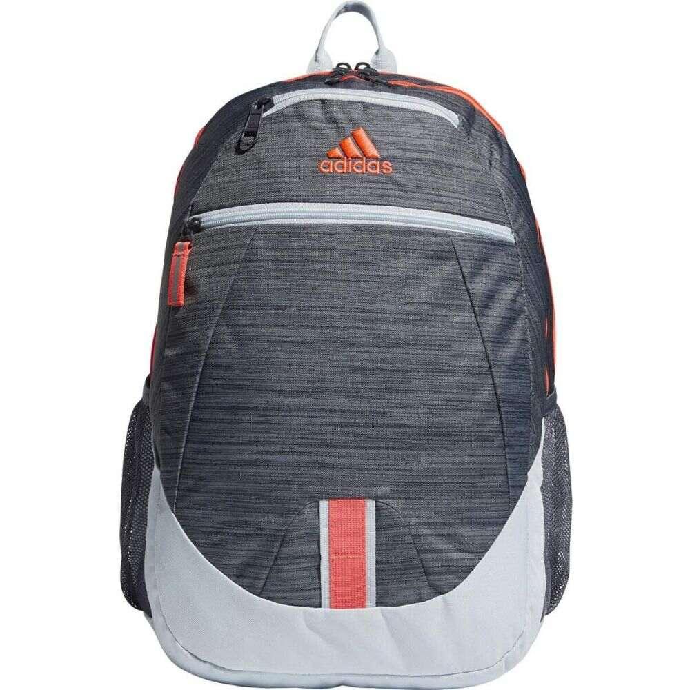 アディダス adidas レディース バックパック・リュック バッグ【Foundation V Backpack】Looper Grey/Sky Tint/Signal Pink/Onix
