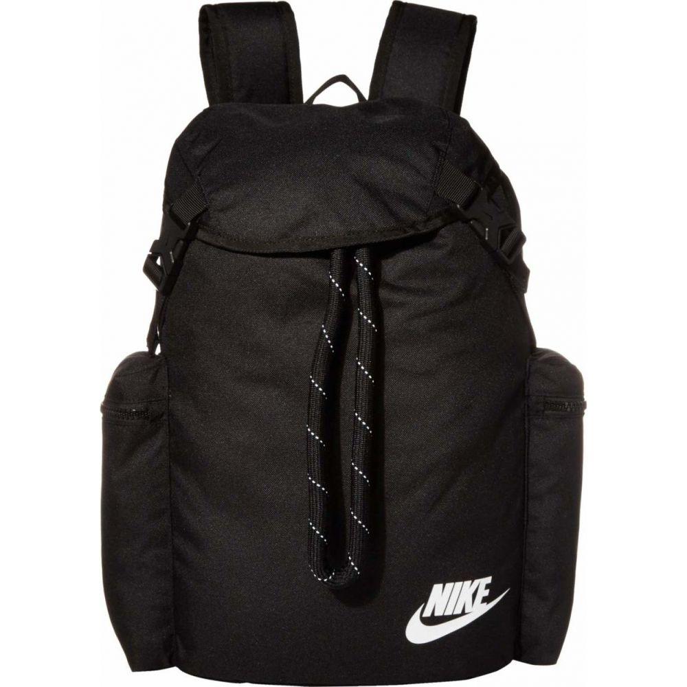 ナイキ Nike レディース バックパック・リュック バッグ【Heritage Rucksack】Black/Black/White
