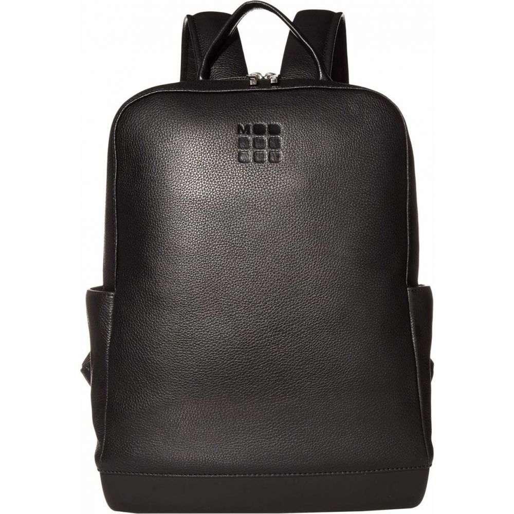 モレスキン Moleskine レディース バックパック・リュック バッグ【Classic Leather Backpack】Black