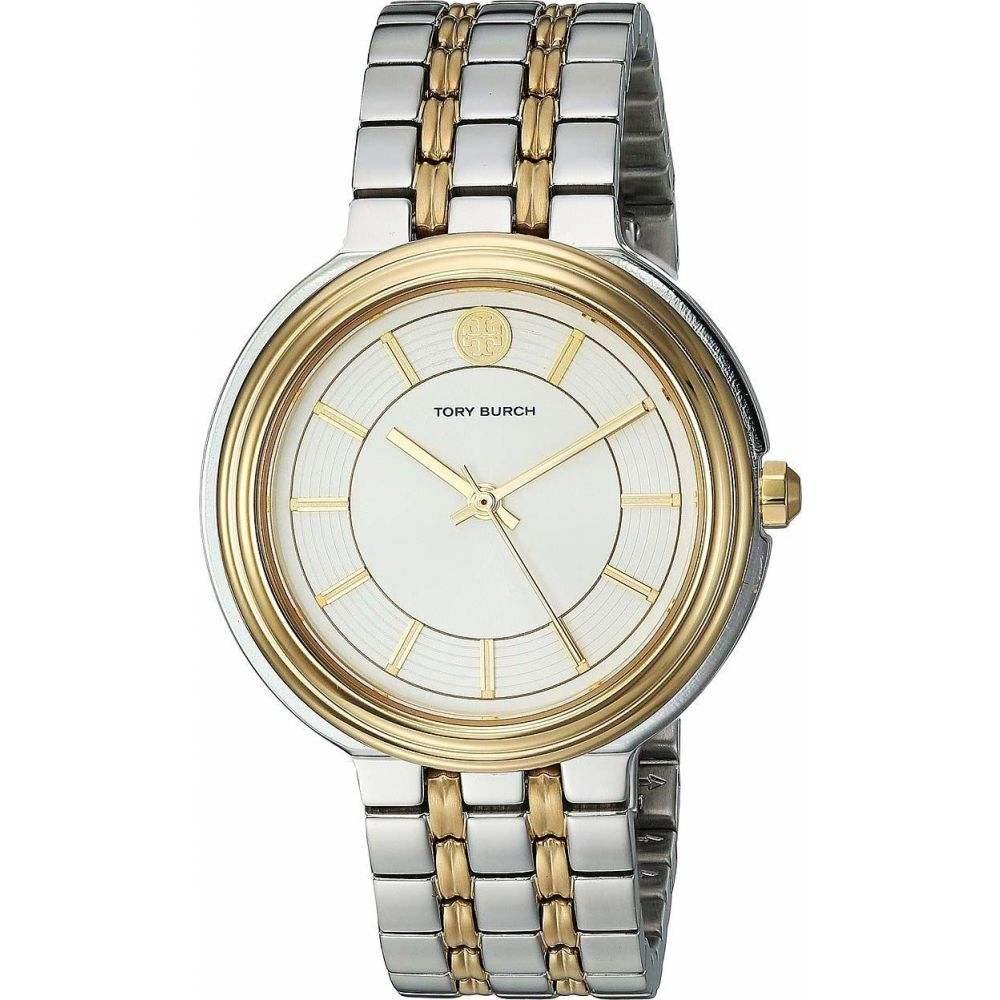 トリー バーチ Tory Burch レディース 腕時計 ブレスレットウォッチ【Bailey Bracelet Watch】Gold/Silver - TBW6104