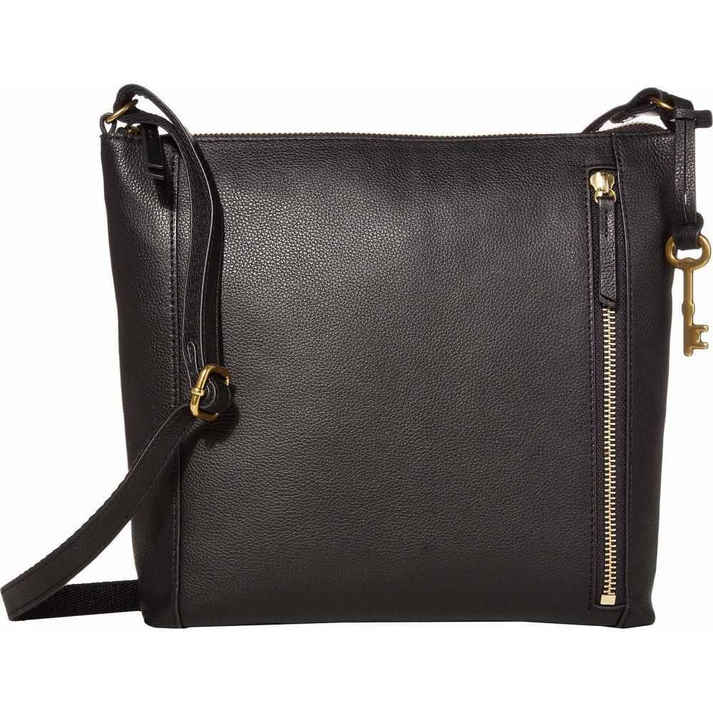 フォッシル Fossil レディース ショルダーバッグ バッグ【Tara Crossbody Handbag】Black
