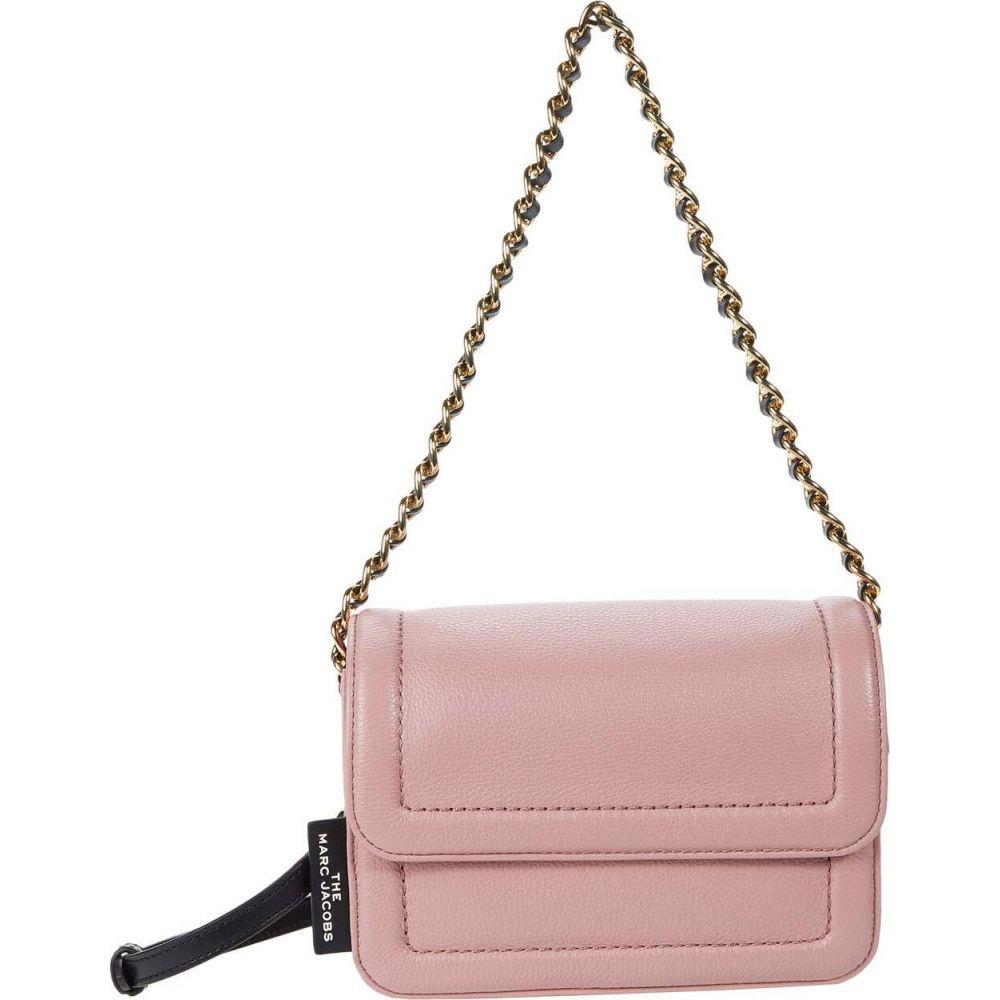 マーク ジェイコブス Marc Jacobs レディース ショルダーバッグ バッグ【The Mini Cushion Bag】Pink Rose