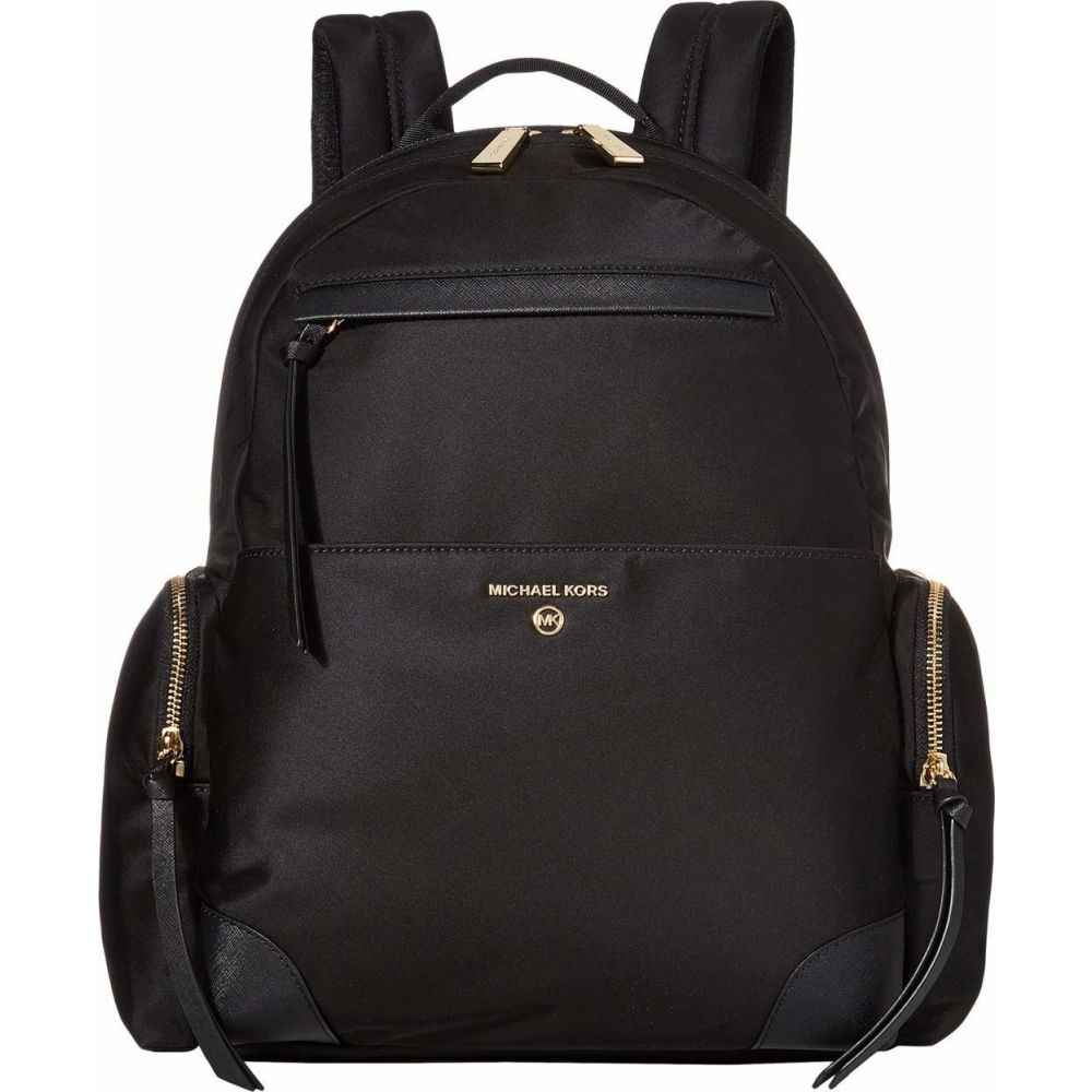 マイケル コース MICHAEL Michael Kors レディース バックパック・リュック バッグ【Prescott Large Backpack】Black