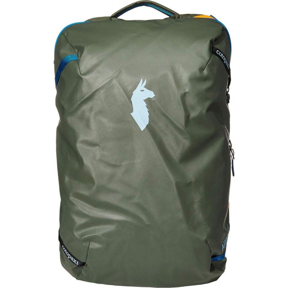 コトパクシ Cotopaxi レディース バックパック・リュック バッグ【Allpa 35L Travel Pack】Spruce