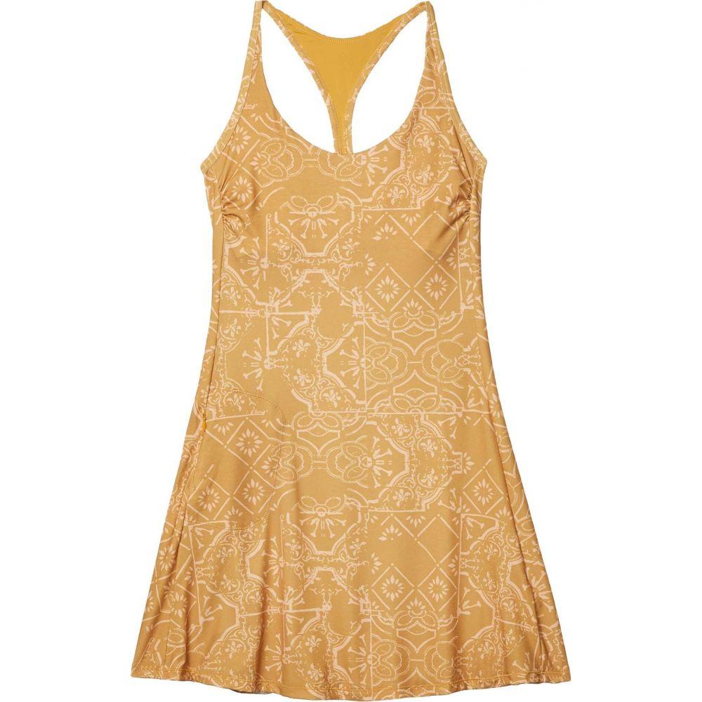 プラーナ Prana レディース ワンピース ワンピース・ドレス【Opal Dress】Toffee Tiles