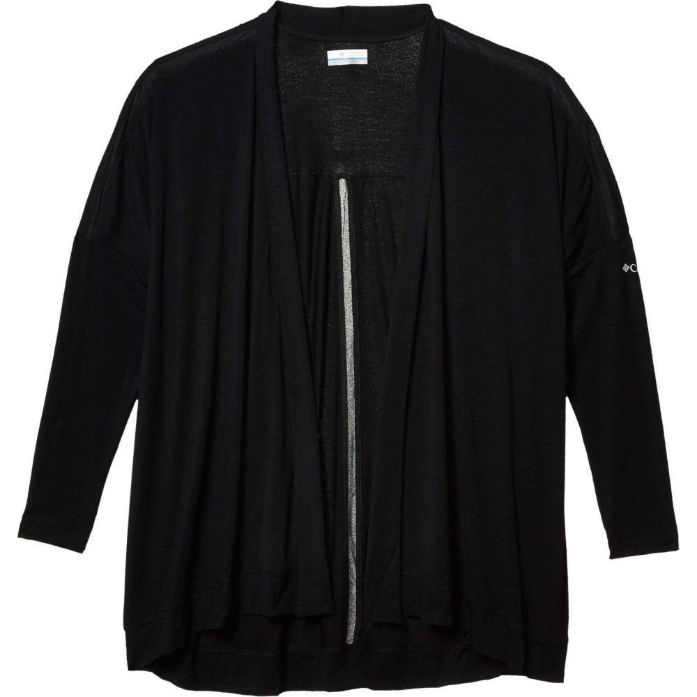 コロンビア Columbia レディース トップス 【Slack Water(TM) Knit Cover-Up Wrap】Black