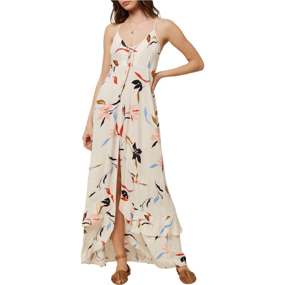 オニール O'Neill レディース ワンピース ワンピース・ドレス【Ryder Dress】Vanilla Cream