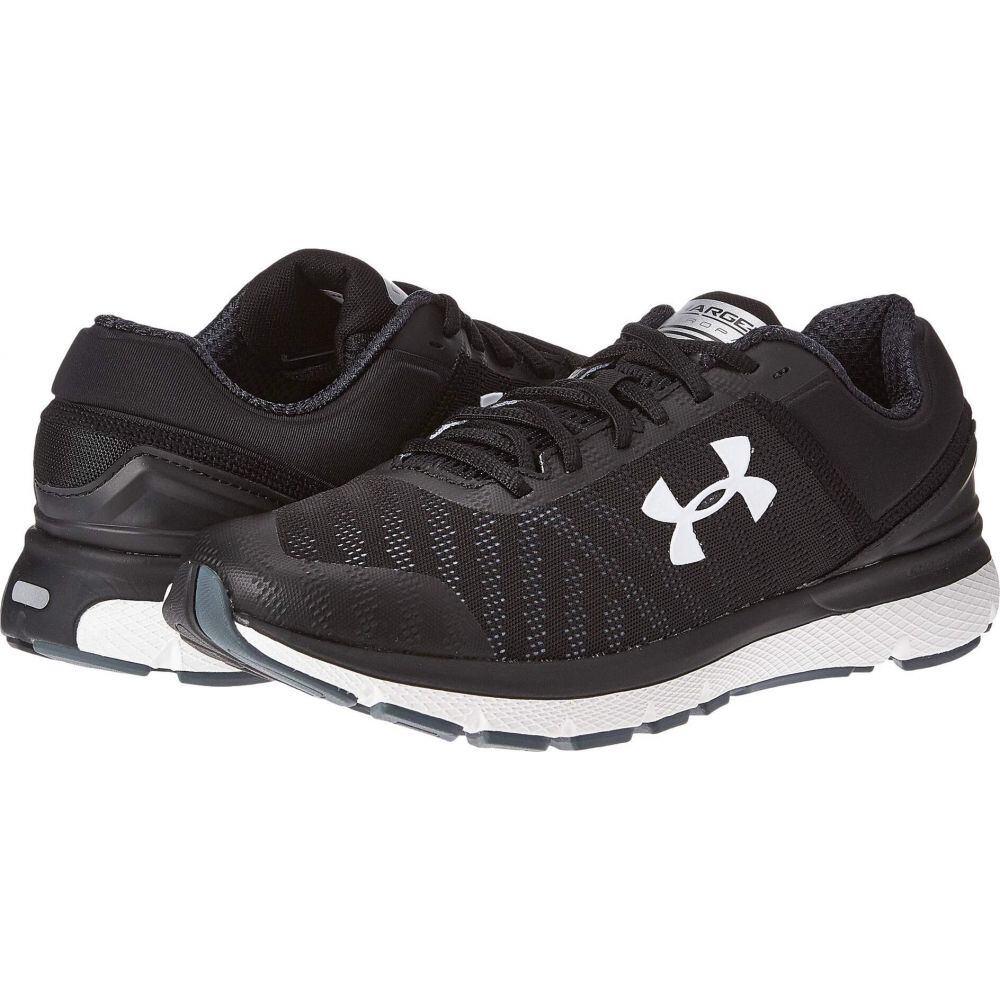 アンダーアーマー Under Armour メンズ ランニング・ウォーキング シューズ・靴【UA Charged Europa 2】Black/White/White